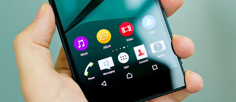 Cara Pakai Navigation Bar ala Sony Xperia Z5 di Smartphone Kamu