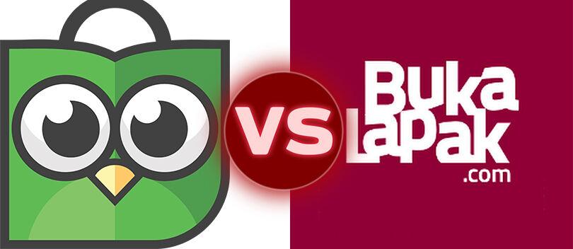 Tokopedia VS Bukalapak, Seluruh Perbandingan yang Perlu Kamu Ketahui!