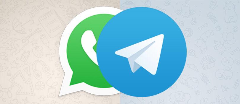 Update Terbaru Telegram Ini buat WhatsApp Langsung Kehilangan 1 Juta Pengguna