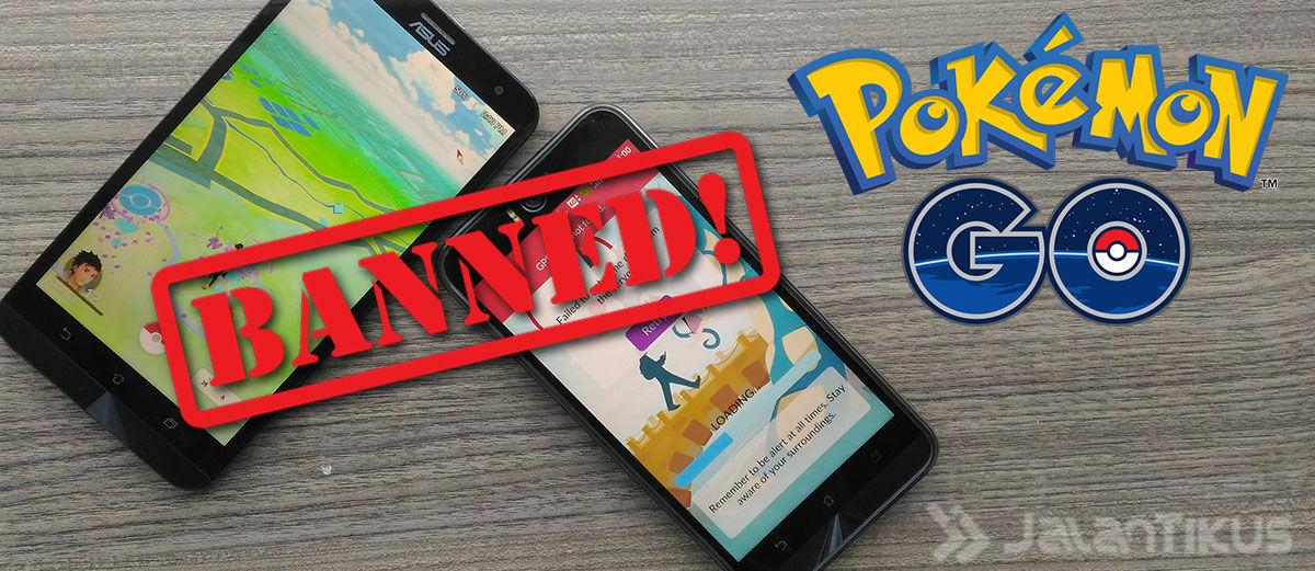 Jika Ada 3 Tanda Ini, Berarti Akun Pokemon GO Kamu Kena Banned!