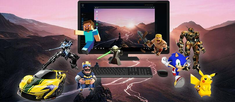 Cara Install Remix OS Player, Emulator Android untuk Gaming