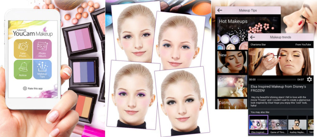Ingin Tampil Cantik Saat Lebaran? Coba 7 Aplikasi Makeup Terbaik ini