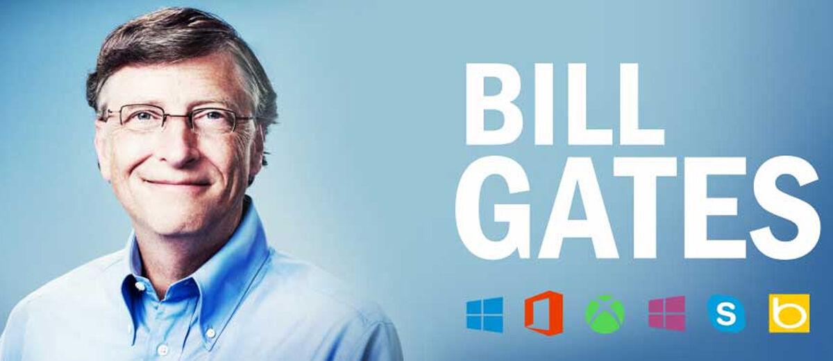 5 Fakta Unik dari Bill Gates yang Pasti Bikin Kamu Tercengang