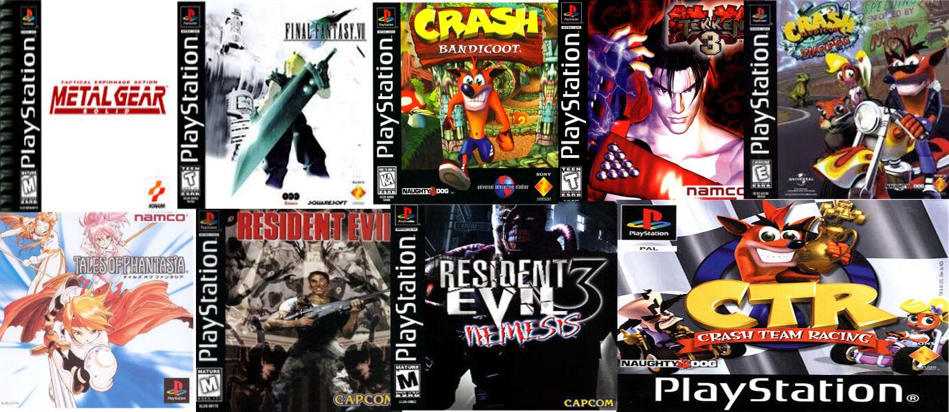4 Website Terbaik Untuk Download Game PS1 Gratis