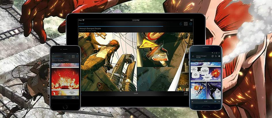 7 Aplikasi Baca Manga Android Terbaik Berbahasa Indonesia