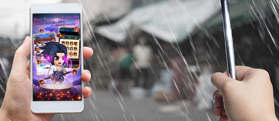 Daripada Galau Saat Hujan, Mending Mainin 5 Game Android Keren Ini