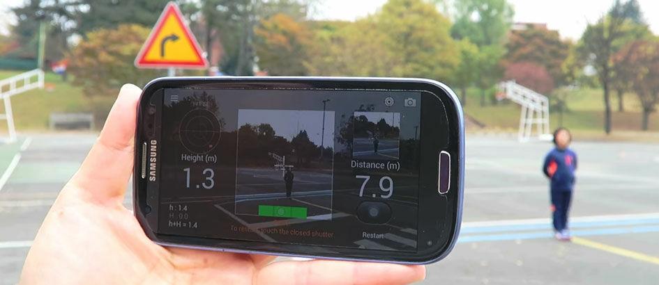 Cara Mudah Mengukur Tinggi Badan Menggunakan Smartphone