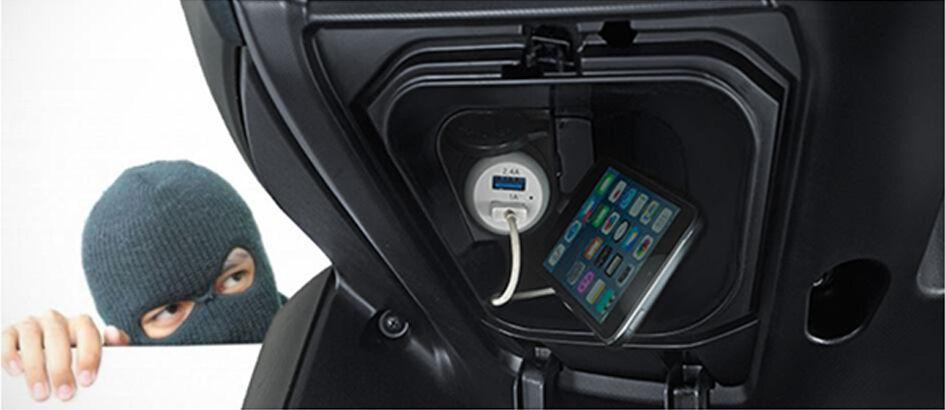 Agar Tidak Dicuri, Inilah Teknologi yang Harus Ada di Motor Kamu!