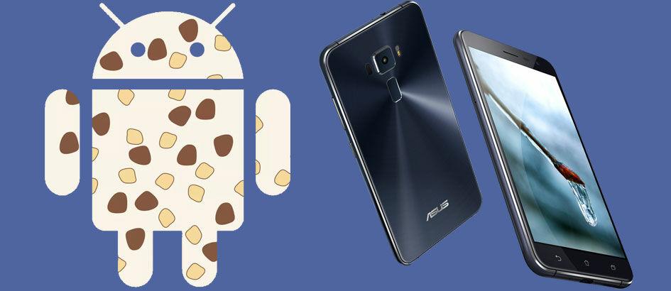 Cara Install Update Android Nougat ASUS Zenfone 3 Secara OTA dan Manual
