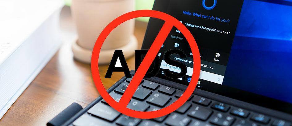 Cara Menghilangkan Iklan yang Muncul di Laptop Windows 10