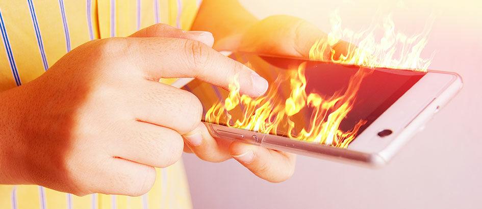 Smartphone Sering Panas? Ini 5 Cara Ampuh Mengatasinya!