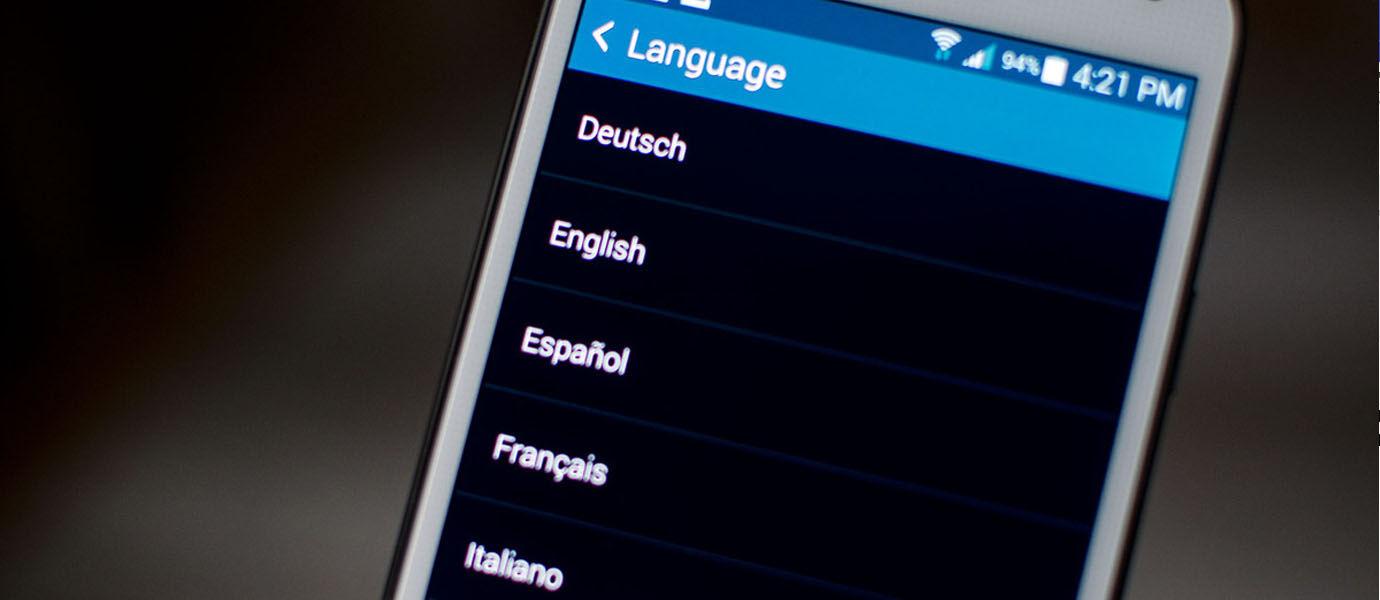 Cara Ganti Bahasa di Aplikasi Android ke Semua Bahasa di Dunia