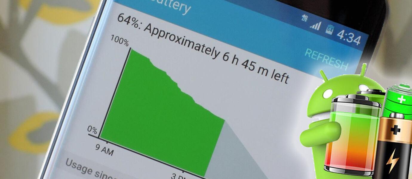 7 Aplikasi Terbaik Untuk Menjaga Kesehatan Baterai Android
