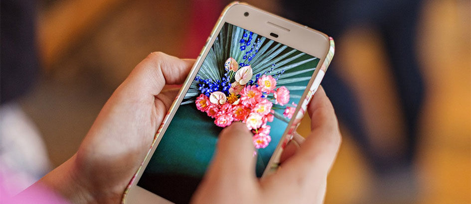 Tips dari Google, Begini Cara Ambil Foto Bunga yang Bagus