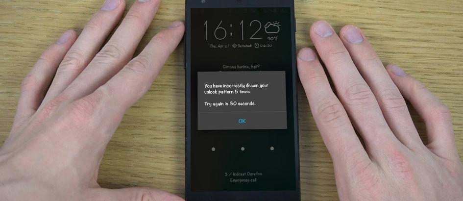 Cara Buka Android yang Lupa Kunci Tanpa Menghapus Data