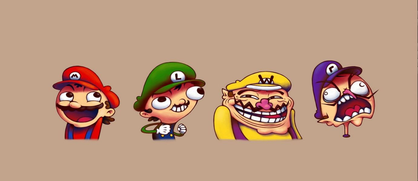 5 Game Ini Menggunakan Karakter Meme Sebagai Tokoh Utamanya