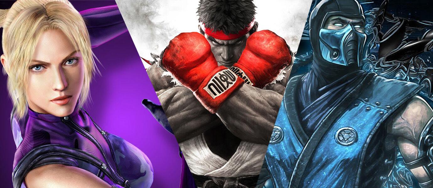 5 Game Fighting Terbaik untuk PC