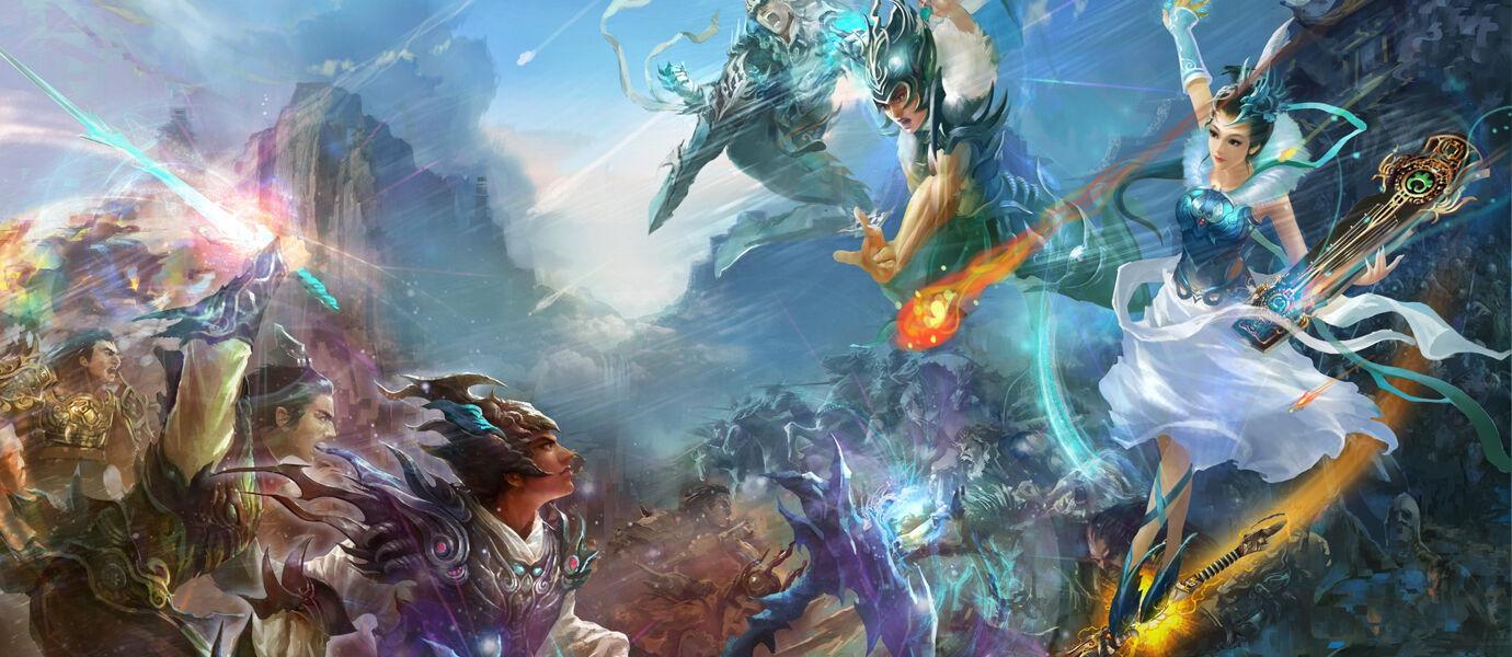 7 Game MMORPG Dengan Grafis Terbaik Untuk Android