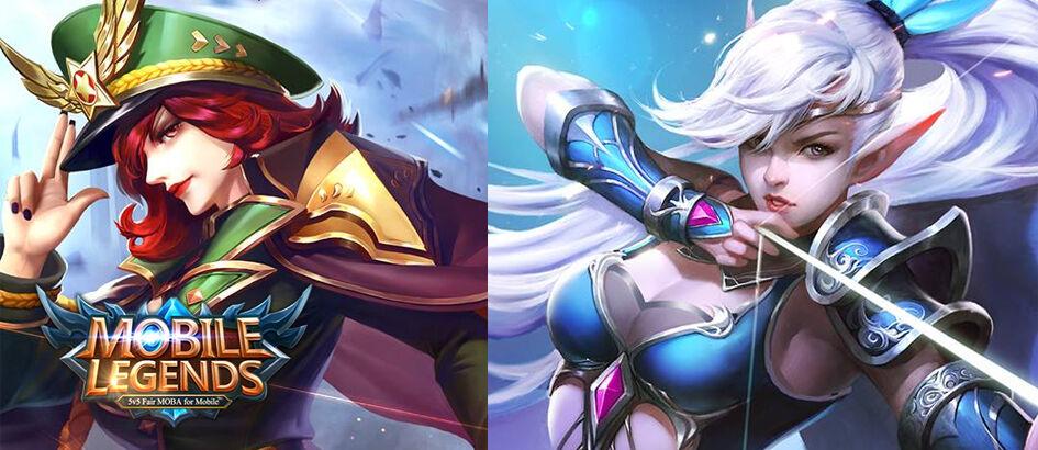 Guide Miya Mobile Legends : Pemanah Cantik Berdarah Dingin