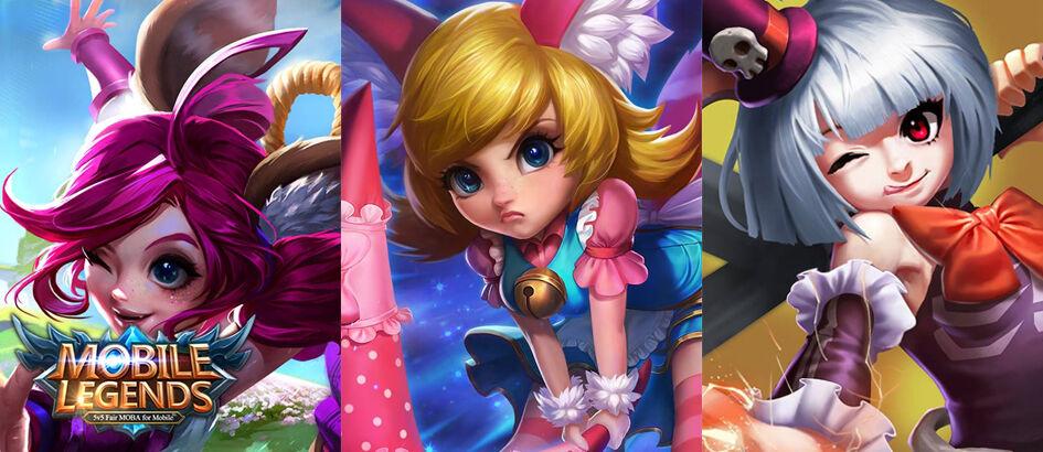 Guide Nana Mobile Legends : Hero Support yang Merepotkan