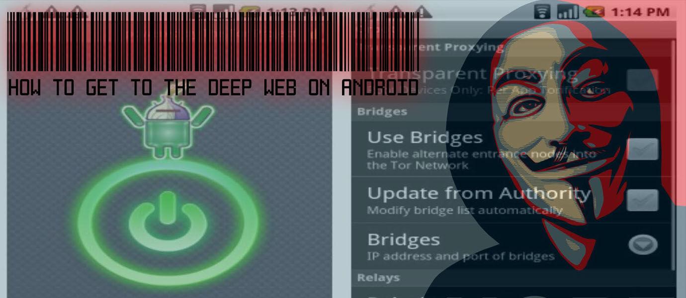 Cara Aman Membuka Situs Deep Web di Smartphone Android