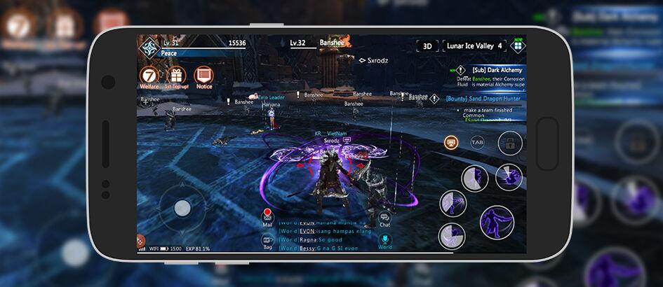 Review LINE Sword and Magic, Game MMORPG Paling Seru Untuk Temani Mudikmu
