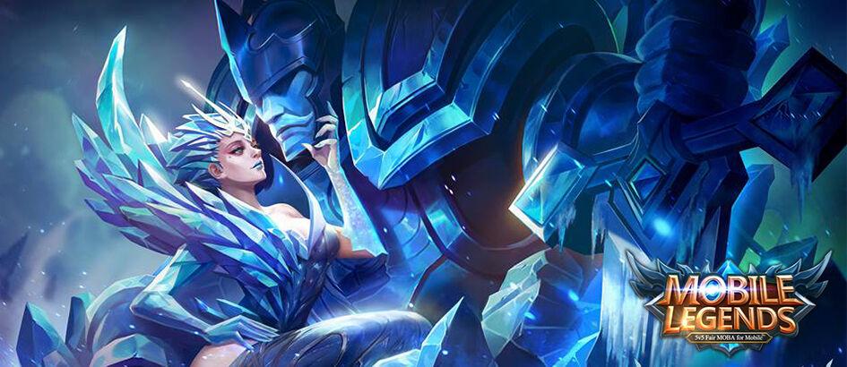 Guide Aurora Mobile Legends : Hero Mage Pembeku Semua Musuh