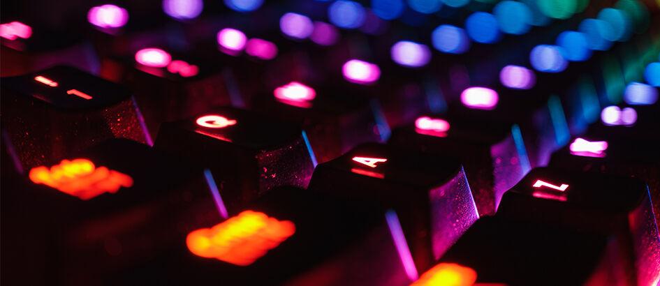 Ajaib! Begini Cara Pantau Internet Melalui Lampu Keyboard