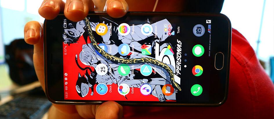 Bukan Ketik #Ran! Begini Cara Mengeluarkan Ular di Android