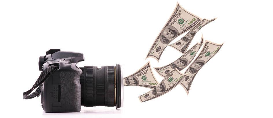 Cara Instan Dapat Uang untuk Fotografer Pemula
