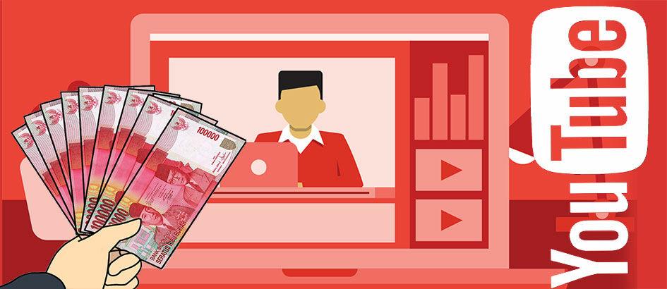 Selain Adsense, Inilah 3 Cara Mendapatkan Uang Dari YouTube!