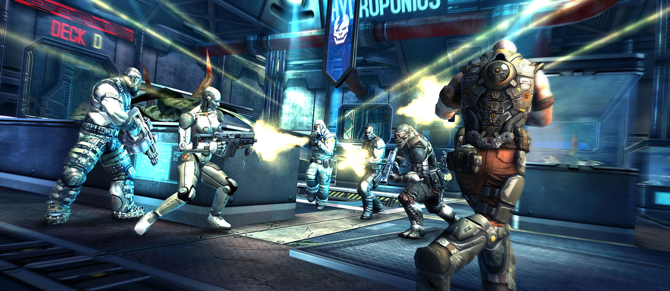 5 Game Third Person Shooter (TPS) Terbaik di Android