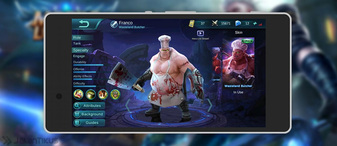 7 Hero Mobile Legends dengan Skin Termahal