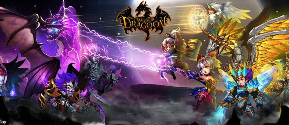 Main Sekarang! Tales of Dragoon, Game Fantasy RPG Terbaru dari Indonesia