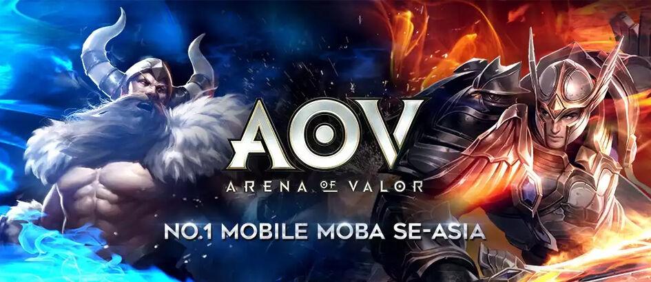 16 Game MOBA Mirip DotA Terbaik di Android dan iOS