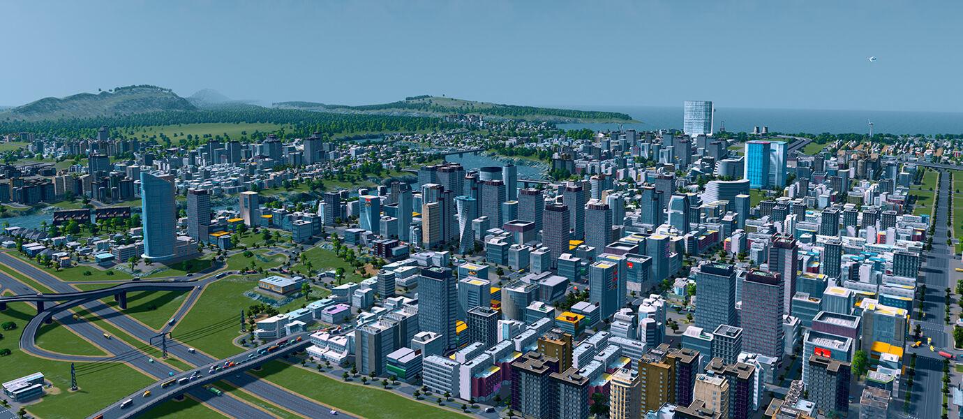 5 Game City Building Terbaik Untuk PC 2017