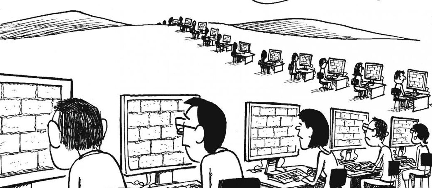 7 Wabah Internet Paling Terkenal dan Menakutkan Sepanjang Sejarah
