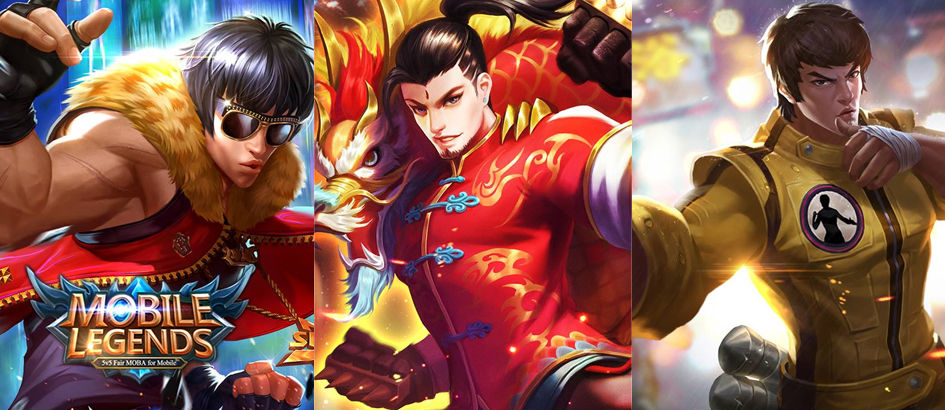 Guide Chou Mobile Legends : Hero Fighter Paling Rusuh!