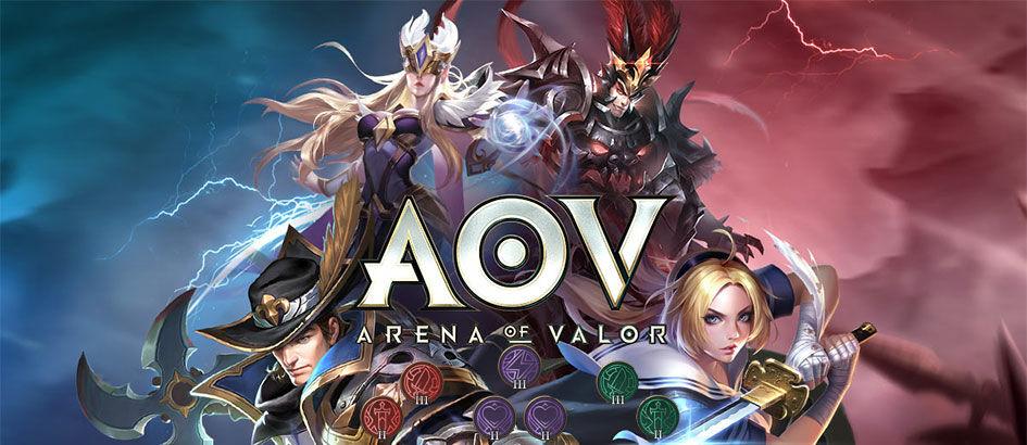Begini Cara Mengatur Arcana di Arena of Valor (AOV) yang Benar