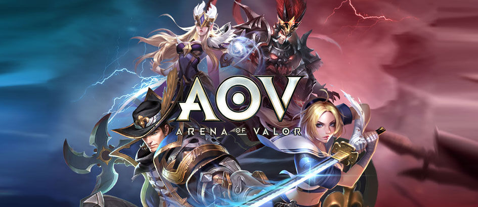Cara Dapat Skin Hero Gratis di Game Arena of Valor