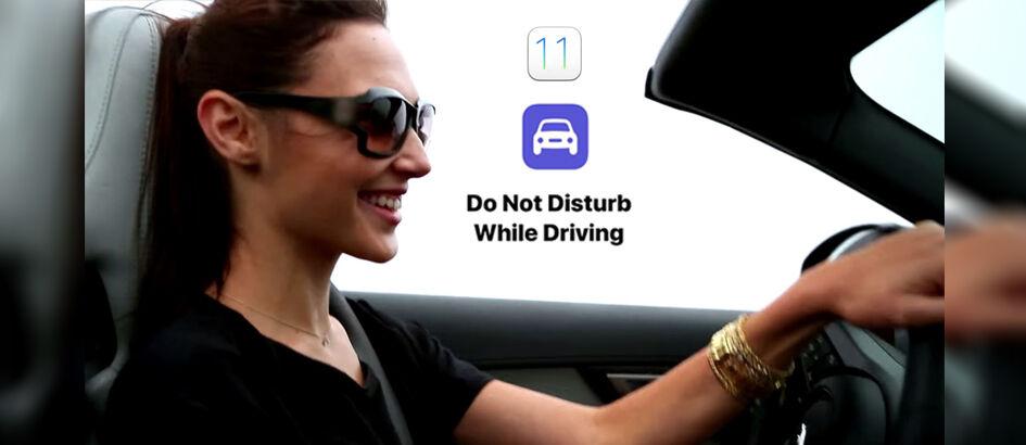 Cara Mencegah Kecelakaan Lalu Lintas Menggunakan iOS 11