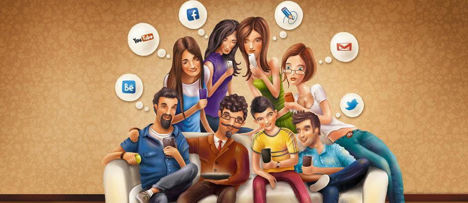 6 Bahaya Sosial Media Bagi Penggunanya, Bisa Bikin Gila!