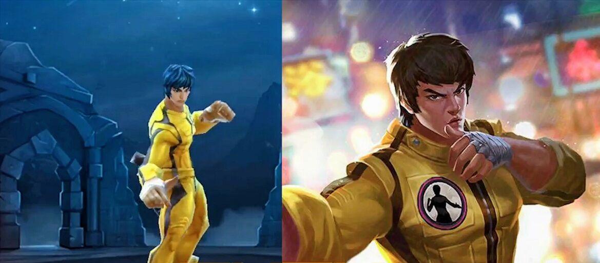 Ada Bruce Lee dan Elvis! 5 Skin Hero Mobile Legends Ini Diangkat Dari Tokoh Terkenal
