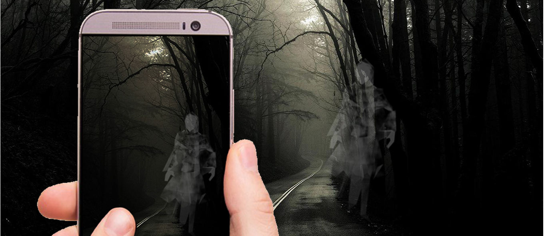 Cara Menangkap Hantu Menggunakan Android, Berani Coba?