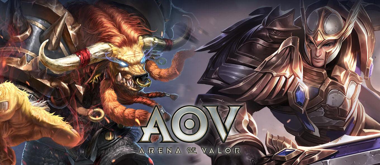 10 Hero Tank Arena of Valor (AoV) Terbaik, Buka War dengan Pertahanan Terkuat!