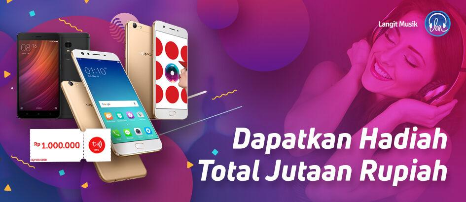 JalanTikus Bagi-bagi Smartphone dan Uang Jutaan, Yuk Ikutan!