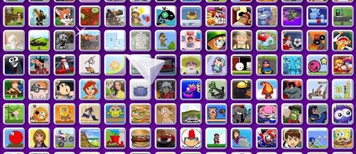 5 Website Game Terpopuler Pada Masa Keemasan Warnet, Kids Jaman Now Gak Bakal Tau