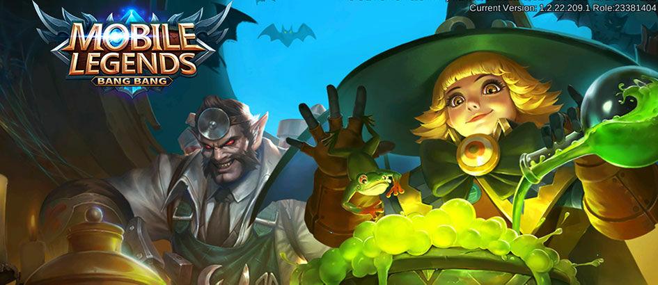 Bocoran Halloween Mobile Legends, Skin Epic Roger dan 4 Event Keren