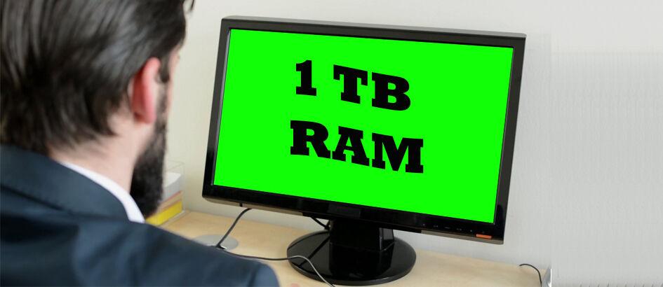 5 Hal 'Gila' yang Bisa Kamu Lakukan di PC dengan RAM 1 TERABYTE