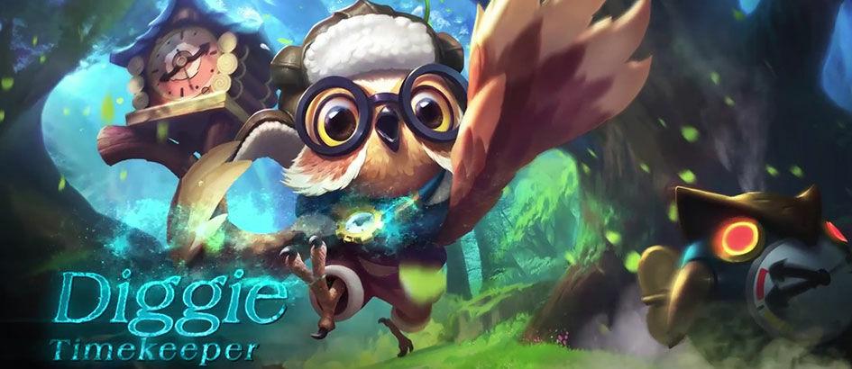Guide Diggie Mobile Legends: Hero Support yang Tidak Bisa Mati